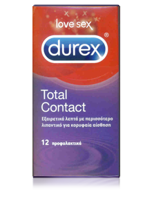 Durex Total Contact by Durex