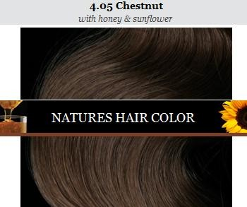 Apivita nature's hair color 4.05 by Apivita