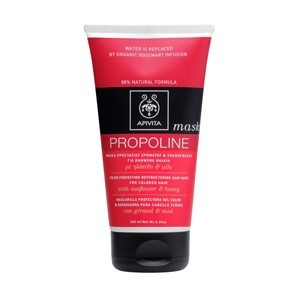 Apivita Propoline Μάσκα Προστασίας Χρώματος & Επανόρθωσης Για Βαμμένα Μαλλιά by Apivita
