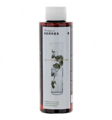 Korres Shampoo Aloe And Dittany by Korres