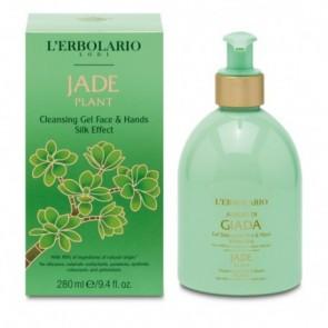 L'Erbolario Cleansing Gel Face & Hands Jade
