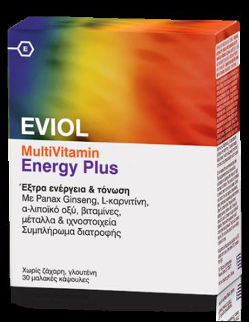 Eviol MultiVitamin Energy Plus by Eviol