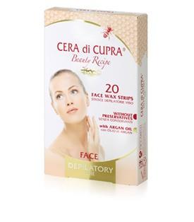 Cera Di Cupra Face Wax Strips by Cera Di Cupra