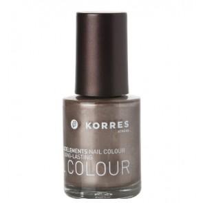 Korres Nail Colour Metallic Taupe 61