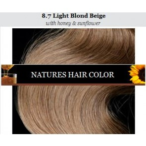 Apivita nature's hair color 8.7
