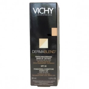 Vichy Dermablend Διορθωτικό Make up No 25 Nude Spf 35