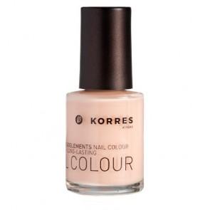 Korres Nail Colour Pastel Peach 36