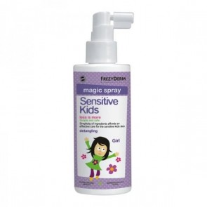 Frezyderm Sensitive Kids Magic Spray για κορίτσια.