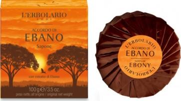 L' Erbolario Accordo di Ebano Αρωματικό Σαπούνι 100 g by L'Erbolario