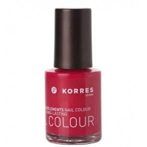 Korres Nail Colour Flashy Fuchsia 22
