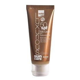 Luxurious Sun Care Silk Cover Bronze SPF50 by Intermed