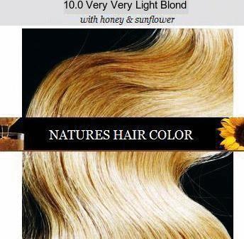 Apivita nature's hair color 10 by Apivita