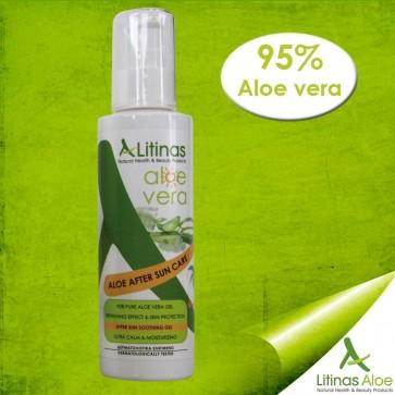 Litinas Aloe Vera After Sun Care by Litinas Aloe