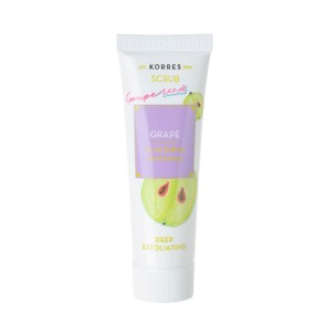 Korres Grape Scrub