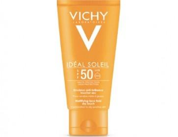 Vichy Ideal Soleil Ματ Αποτέλεσμα SPF50 by Vichy
