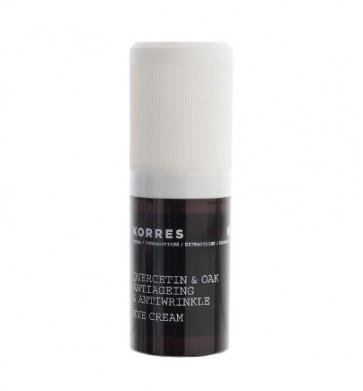 Korres Quercetin & Oak Antiageing & Antiwrinkle Eye Cream by Korres