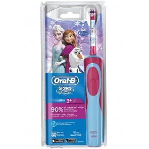 Oral-B Vitality Frozen 3+ Ηλεκτρική Οδοντόβουρτσα