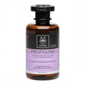 Apivita Propoline Σαμπουάν Κατά Της Πιτυρίδας Για Ξηρά & Βαμμένα Μαλλιά