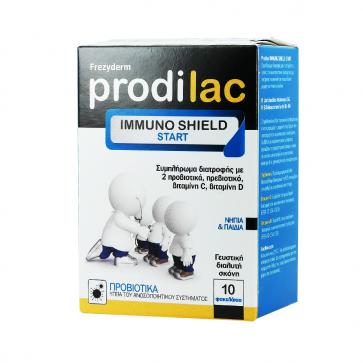 Frezyderm Prodilac Immuno Shield Start Συμπλήρωμα Διατροφής  by Frezyderm