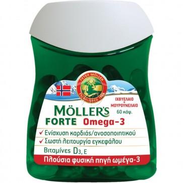 Moller's Forte Omega-3 by Moller's