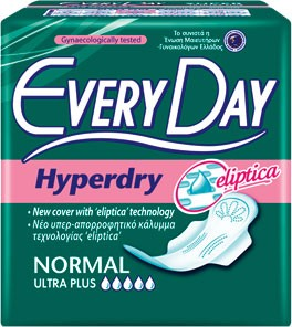 EveryDay Hyperdry Ultra Plus Normal Eliptica by EveryDay