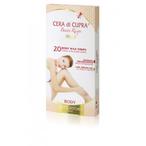 Cera Di Cupra Body Wax Strips