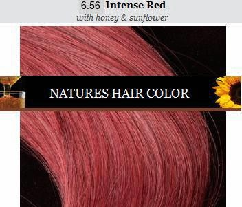Apivita nature's hair color 6.56 by Apivita