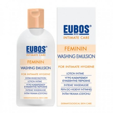 Eubos Feminin Washing Emulsion by Eubos