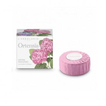 L'erbolario Ortensia Hydrangea Perfumed Soap by L'Erbolario