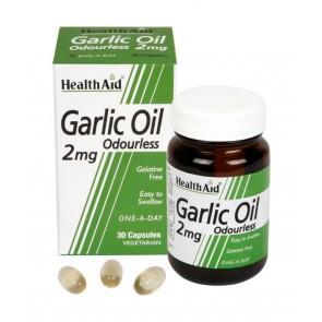 Health Aid Garlic Oil Odourless