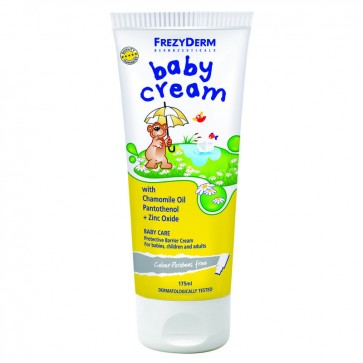 Frezyderm Baby Cream, Αδιάβροχη Προστατευτική Κρέμα 175ml. by Frezyderm