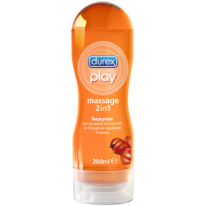 Durex Play Massage 2 In 1 Διεγερτικό
