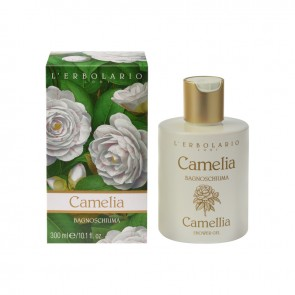 L'Erbolario Camelia Shower Gel - 300ml
