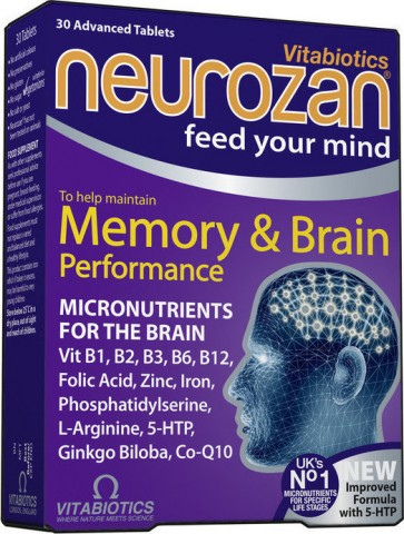 Vitabiotics Neurozan  by Vitabiotics
