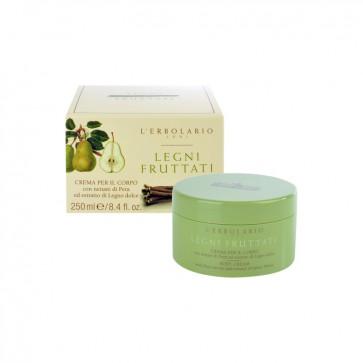 L'Erbolario Legni Fruttati Body Cream by L'Erbolario