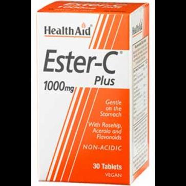 Health Aid Ester-C Plus 1000mg by Health Aid