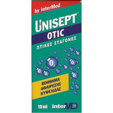 Unisept Otic Ear Drops by Intermed