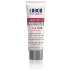 Eubos Diabetic Skin Care Foot & Leg