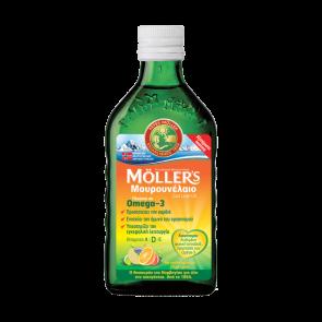 Moller's Μουρουνέλαιο Tutti Frutti