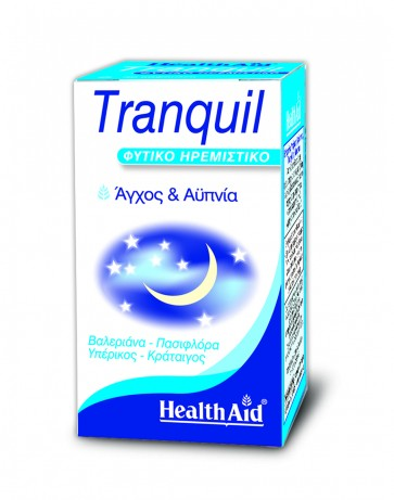 Health Aid Tranquil Natural Calming by Health Aid
