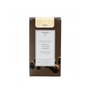 Korres Argan Oil Advanced Colorant 12.0 Ξανθό