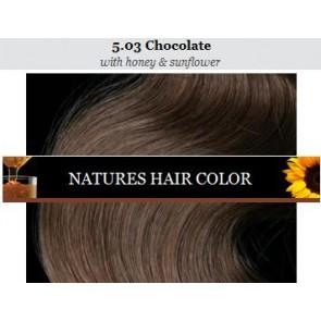 Apivita nature's hair color 5.03