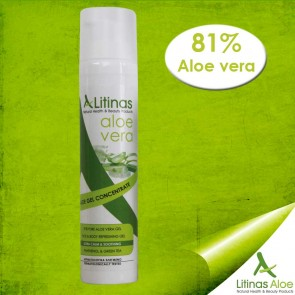 Litinas Aloe Vera Gel Concentrate