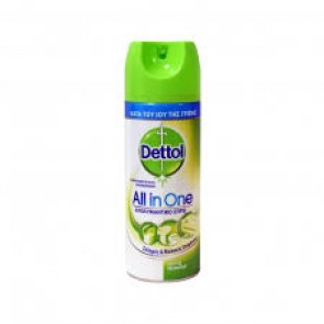 Dettol Spray Spring Waterfall Απολυμαντικό Αντιβακτηριδιακό Σπρέι