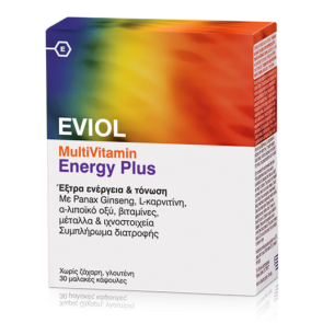 Eviol MultiVitamin Energy Plus