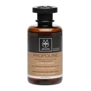 Apivita Propoline Σαμπουάν Κατά Της Πιτυρίδας Για Λιπαρά Μαλλιά by Apivita