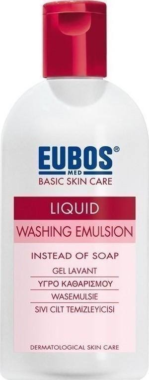 Eubos Red Liquid Washing Emulsion by Pharmex