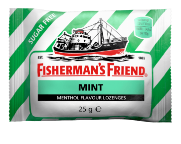 Fisherman's Friend  Mint Sugar Free by Fisherman's Friend
