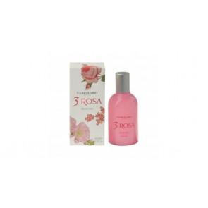 L'Erbolario 3 Rosa Acqua di Profumo 50ml