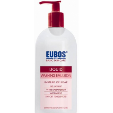 Eubos Red Liquid Washing Emulsion 400ml by Eubos